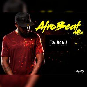 imagem Dj Mj AfroBeat Mix 2017/2018 (Avacalho Vol.3)