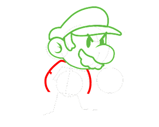 HOW TO DRAW A Mario