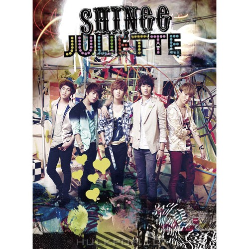 SHINee – Juliette – Single (ITUNES PLUS AAC M4A)