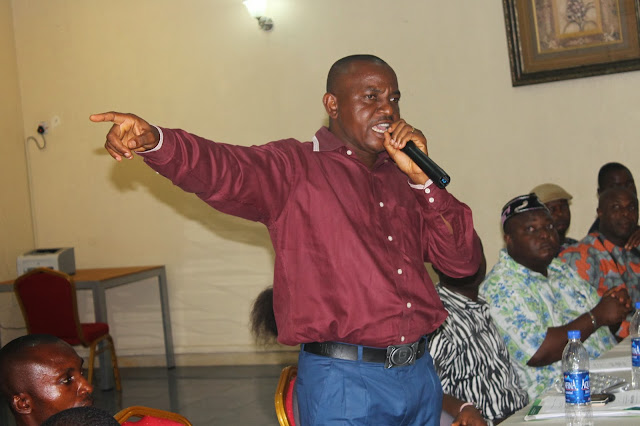 PHOTO SPEAK: PULLING TOGETHER FOR ENVIRONMENTAL JUSTICE CONFERENCE, AKWA-IBOM STATE