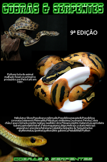 E BOOK  Cobras Serpentes Vol 9