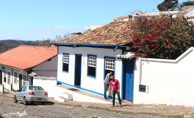 Casa de Juscelino Kubistcheki, Diamantina, Minas Gerais, JK
