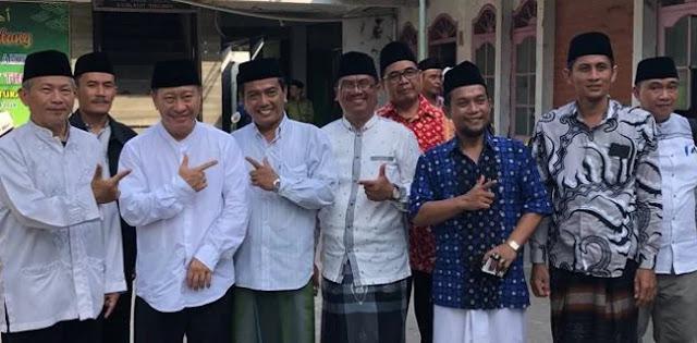 Keliling Jawa Barat, Ketum PPP Semakin Semangat Menangkan Prabowo-Sandi