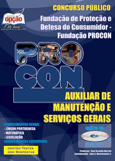 Procon-SP Concurso