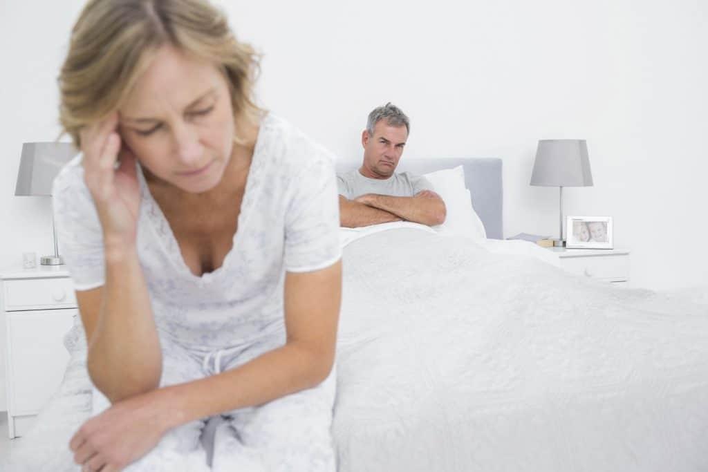 Sintomas da menopausa: Perda de libido