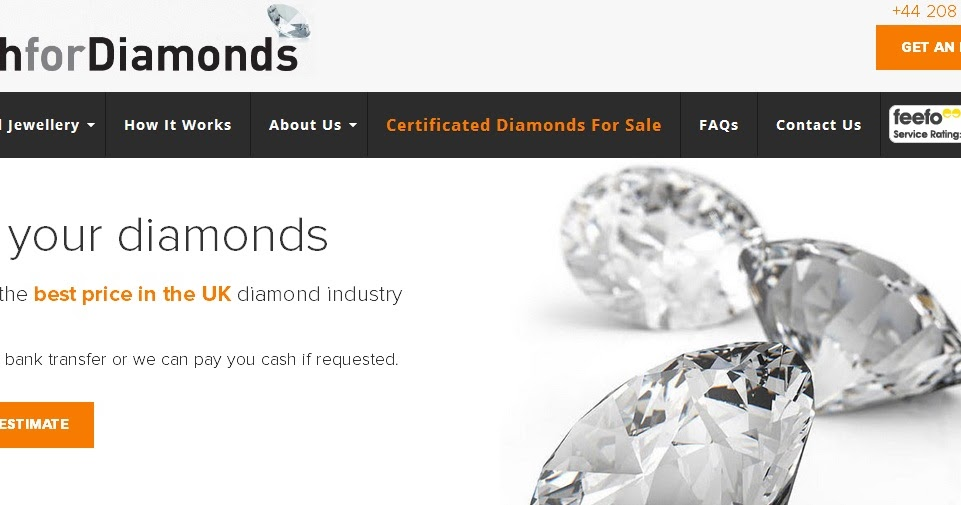 The Best Place To Sell Your Diamond Jewellery With Maximum