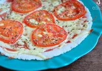 tapioca aberta pizza