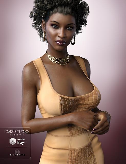 FWSA Zarina HD for Genesis 3 Female