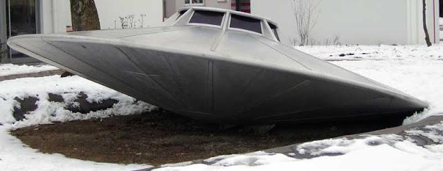 piring terbang ufo
