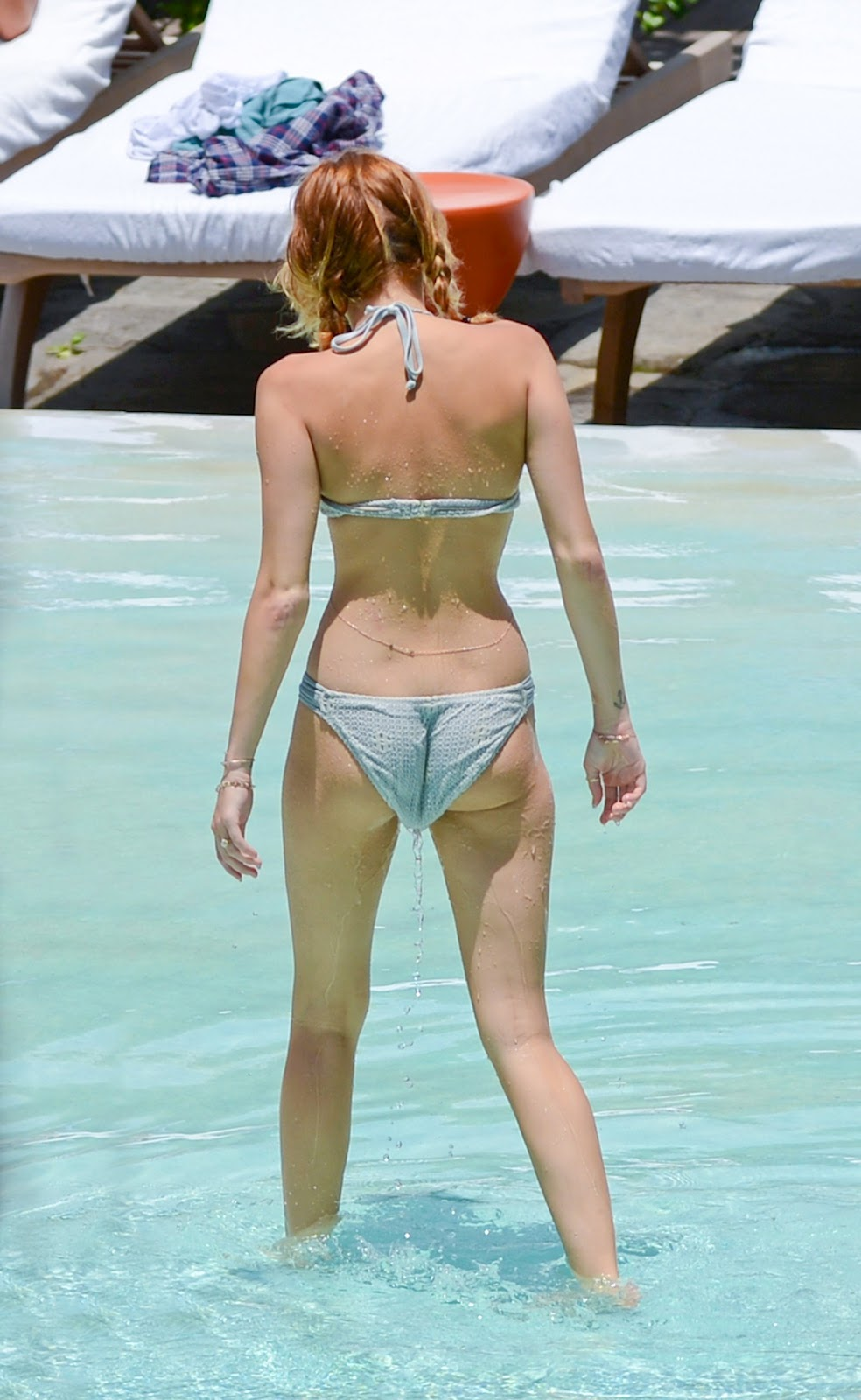 Not miley cyrus bikini candids message