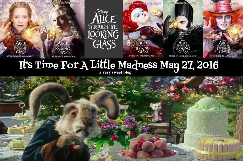 Movie Alice in Wonderland 2: Alice Through the Looking Glass (2016)