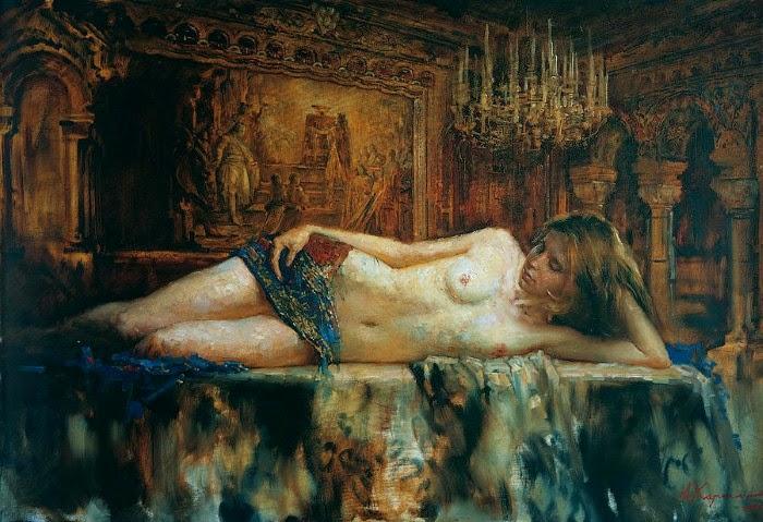 Красота женщины. Андрей Карташов