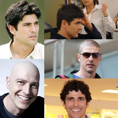 LONGEVIDADE: Saiba por que o cabelo do ator Reynaldo ...  Reynaldo Gianecchini Depois Do Cancer