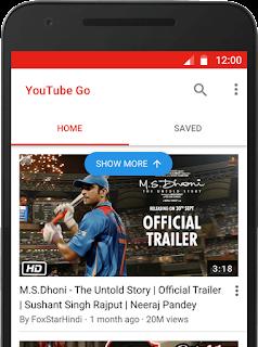 Youtube Go Solusi Youtube-an Dengan Koneksi Lambat