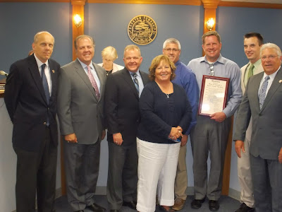 Freeholders Host County Meeting in Boonton Township -- Next Stop is Rockaway Borough