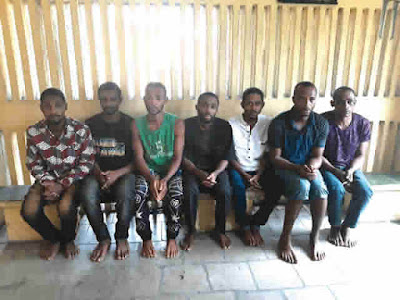 Faces Of Men Who Killed NNPC Staff After Collecting Millions