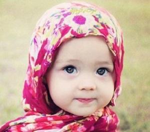 rangkain nama bayi perempuan islami