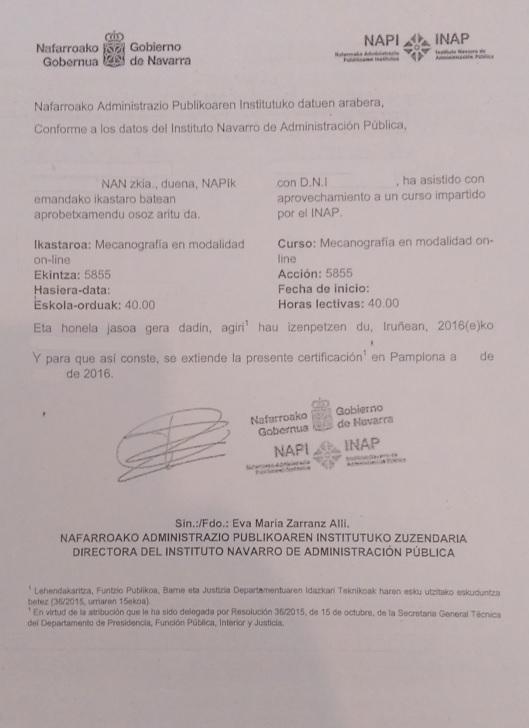NavarraResiste.com: mayo 2016
