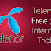 How To Use Telenor Free 3G Latest Trick
