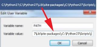Cara mengintal Interpreter Python 2017