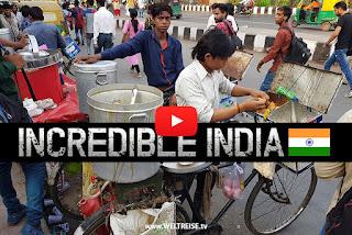 INCREDIBLE INDIA | New Delhi | World Travel | WELTREISE