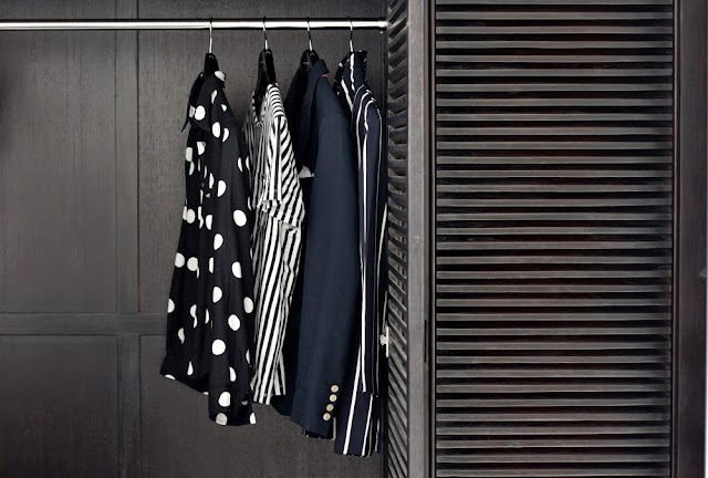 CLEANING UP YOUR CLOSET