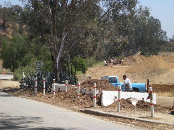 Los Angeles Free Mulch