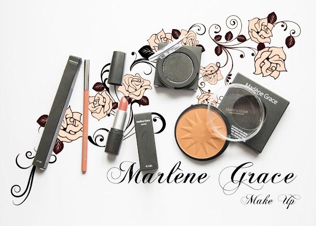 Conociendo el maquillaje de Marléne Grace. I Merienda Blogger Madrid (I)