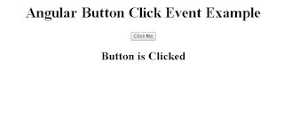 Angular Button Click Event example