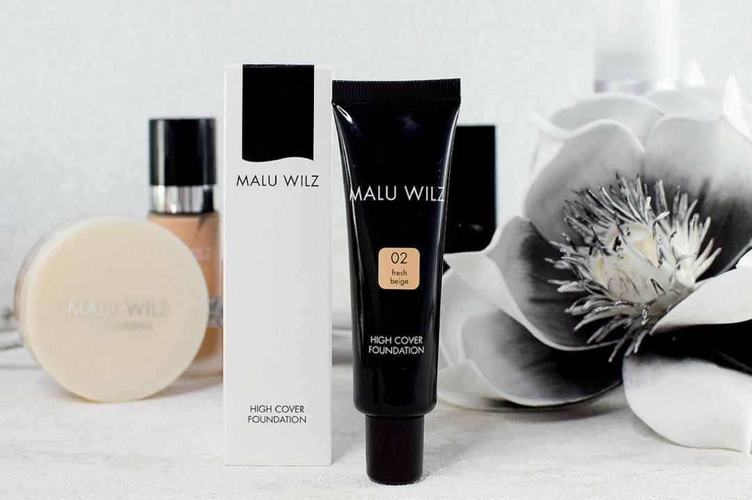 Malu Wilz High Cover Foundation, Review