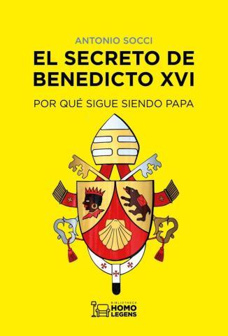 El secreto de Benedicto XVI
