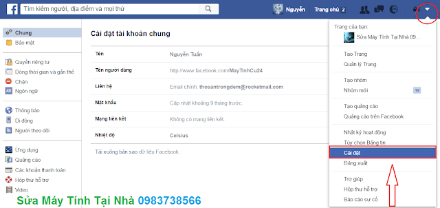 Tắt tự phát video Facebook - H01