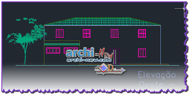 download-autocad-dwg-cad-file-Construction-of-Existing-hotel-farm-restoration