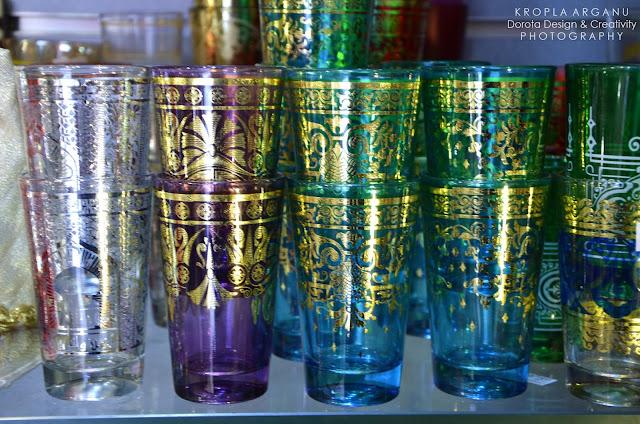 Szklaneczki do herbaty - 11 pomysłów na marokański prezent na Mikołaja lub pod choinkę