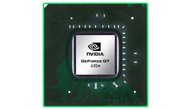 Nvidia GeForce GT 635M Driver Download