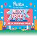 Buy 1 FREE 1 at SS15, Subang Jaya Cafes!
