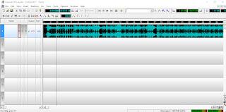 Cara memotong file Audio ( WAV ) Menggunakan Cakewalk Pro Audio 9