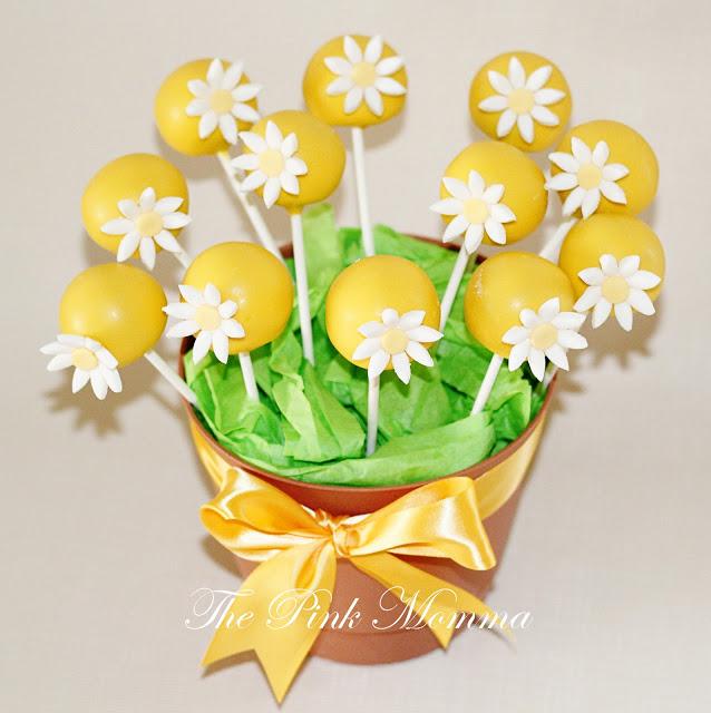 10 Flower Cake Pop Ideas | Everyday Parties