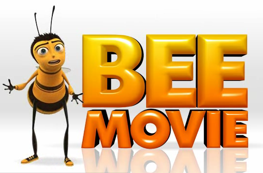 Películas recomendadas: Bee Movie