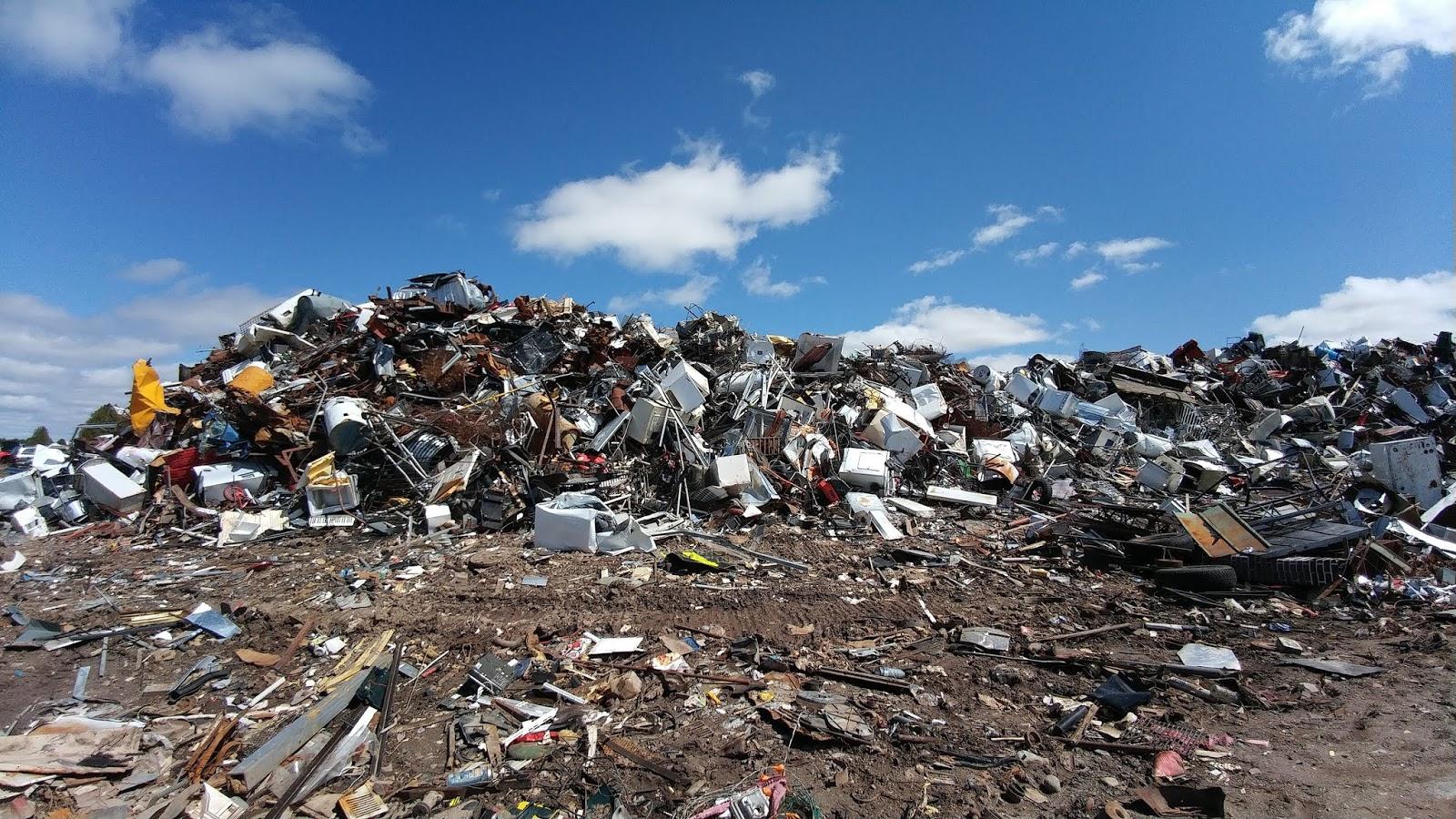 Pemulung dan Sampah