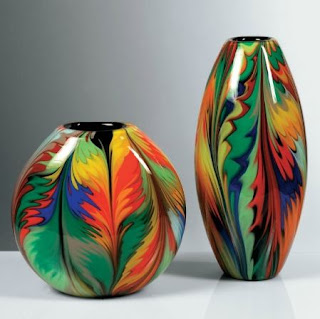 Vase giungla from Beautiful Colorful and Stylish Vase Collection