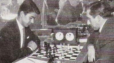 Partida de ajedrez Bordell vs Tejero, Cataluña 1964