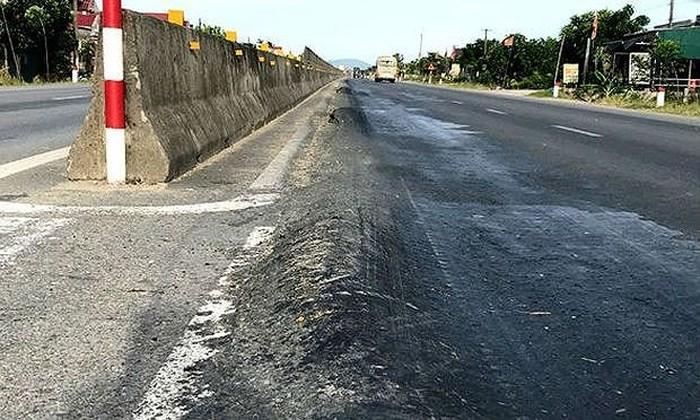 Hà Tĩnh: Quốc lộ 1 sau 6 lần sửa vẫn lún: Vì nhiều lý do khách quan
