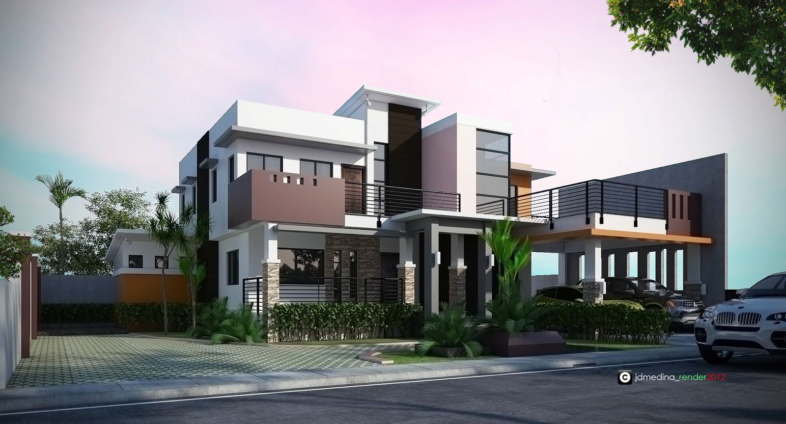 Sketchup texture vray for sketchup visopt download 1 - Exterior rendering in 3ds max with vray ...