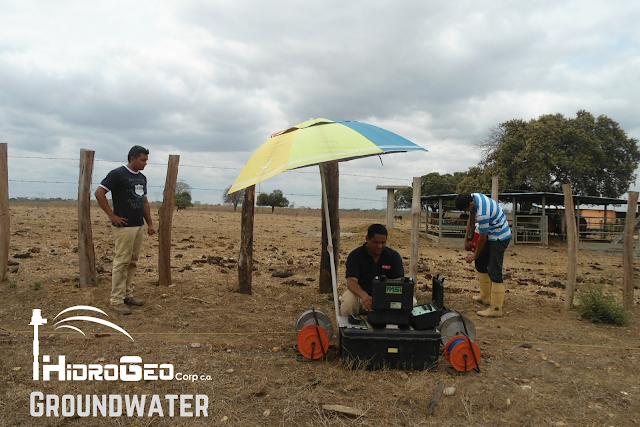 Groundwater Aguas subterráneas y aplicación de la geofísica a la hidrogeología