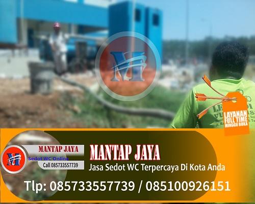 Jasa Sedot Tinja Area Sukomanunggal Surabaya harga murah bergaransi