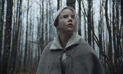 Anya Taylor-Joy - The VVitch: A New-England Folktale (2015)