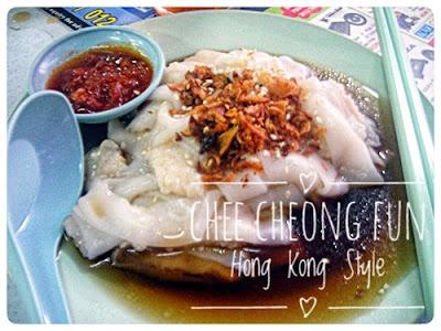 Chee cheong fun hong kong