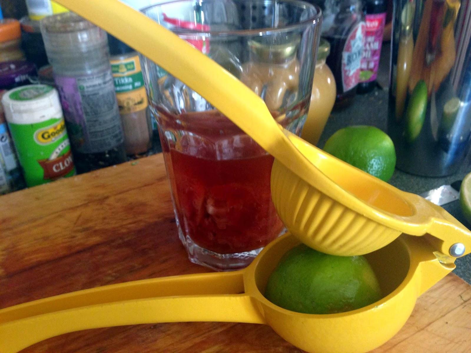 Stitch & Bear - Strawberry daiquiri - Mix
