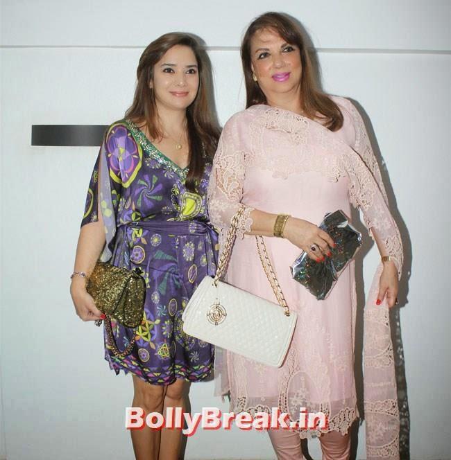 Malaika Parekh and Zarine Khan, Bollywood Page 3 Girls Pics from Rubal Nagi Birthday Brunch
